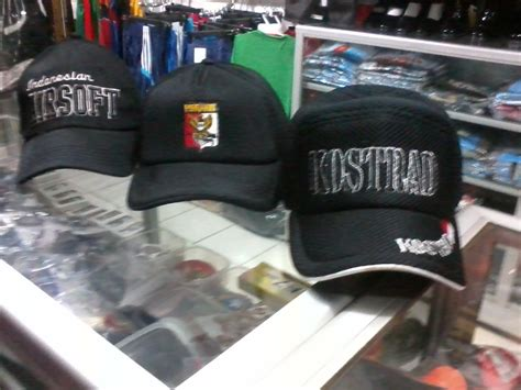 Topi Loreng 04 arema sport army and sport topi army