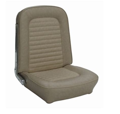 seat upholstery imported 1966 mustang seat cover front