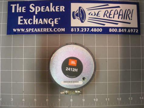 Driver Jbl 6293 Tr jbl 2412h compression driver 125 10000 00x speaker exchange