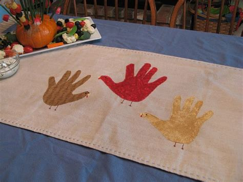 Thanksgiving Table Runners by Thanksgiving Table Runner By 935heidi Via Flickr