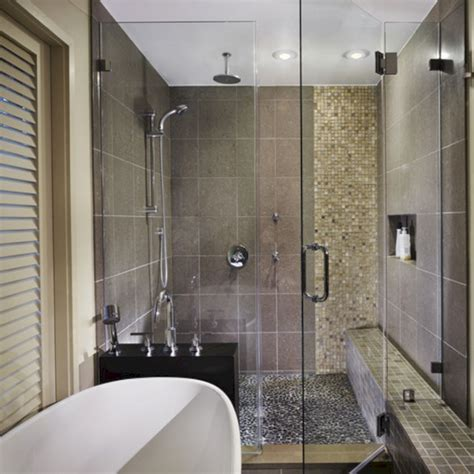 mosaic tile bathroom 24 best small bathrooms design with shower ideas 24 spaces