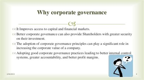 better corporate governance corporate governance and firm performance in nepal