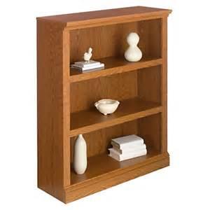 office depot bookshelves realspace premium bookcase 3 shelf 44 18 h x 35 38 w x 13
