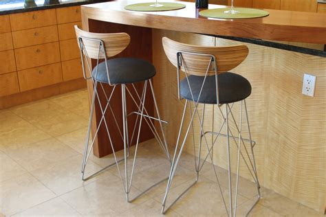 century bar stools a pair of stainless steel mid century bar stools bar height