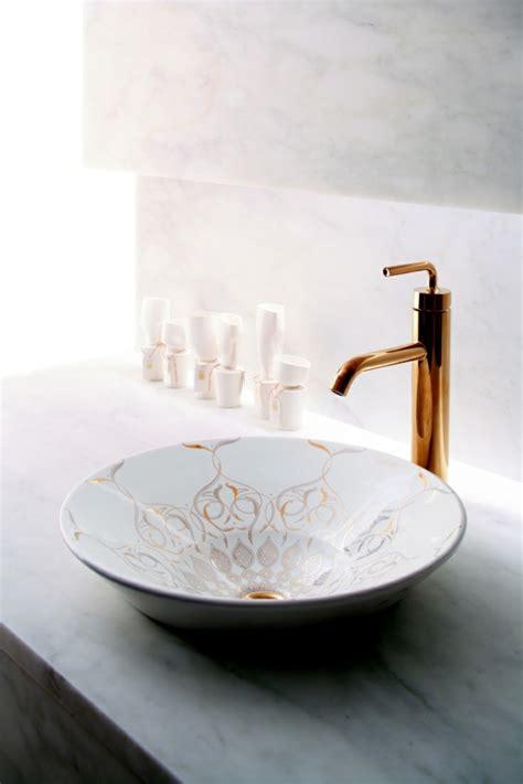 coole waschbecken runde waschbecken im badezimmer die wirklich cool sind