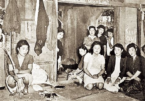 comfort women wiki wwii atrocities cause conflict between seoul tokyo