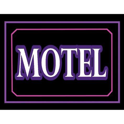 porta trace light panel porta trace gagne led light panel with motel logo 1618 motel