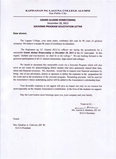Sponsorship Letter Philippines pin donation form solicitation letter sponsor brochure