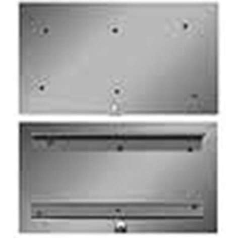 Ash Dump Door by The Forever Cap 4 In X 9 In Stainless Steel Ash Dump