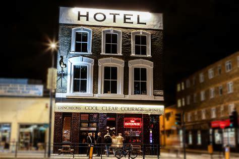 Camden Enterprise Hotel & Public House, Camden Town NW1