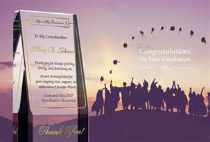 how to write the graduation message appreciation recognition ideas