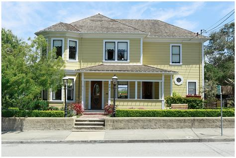 house monterey perry house intimate wedding monterey ca ags photo