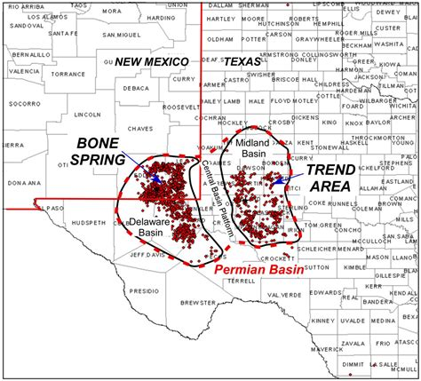 permian basin texas map berman why rig counts matter how is the permian basin anyway berman