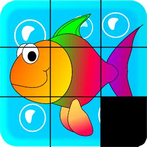 imagen de rompecabeza para nivel inicial kids slide puzzle android apps on google play