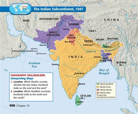 india pak india pakistan map my