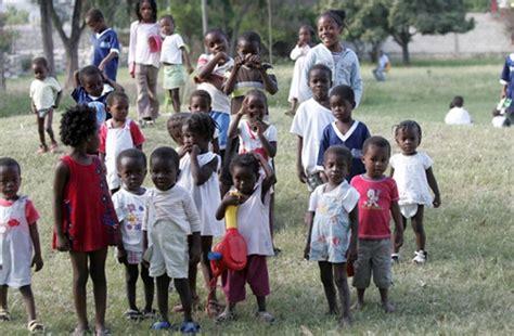 haiti orphans photo