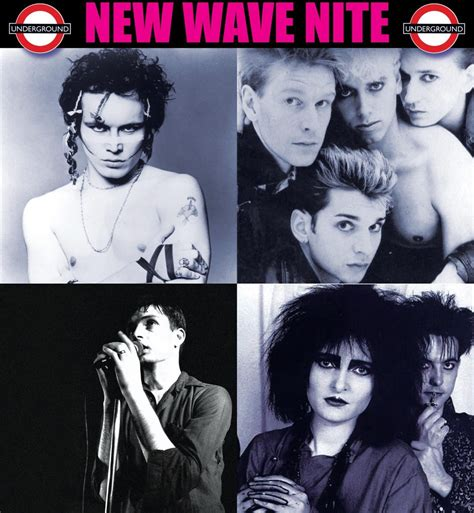 club underground brit pop 60 s now new wave