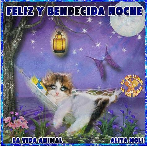 imagenes feliz noche gif la vida animal feliz y bendecida noche