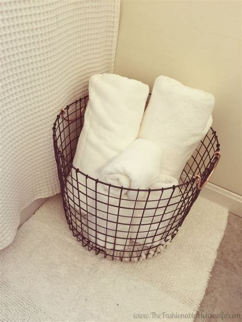 best 25 basket bathroom storage ideas on