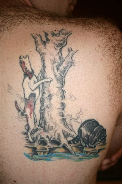 hunting and fishing tattoo designs 20 great tattoos me now