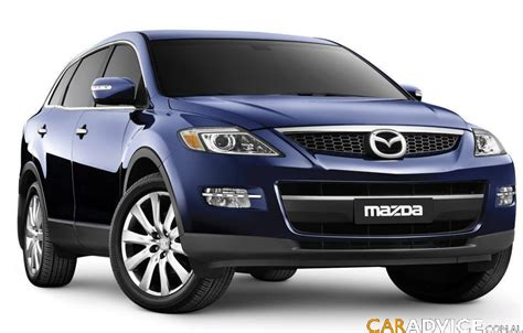 2008 Mazda Cx 9 Information And Photos Momentcar