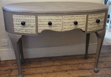chalk paint shabby chic vintage oval shabby chic dressing table desk