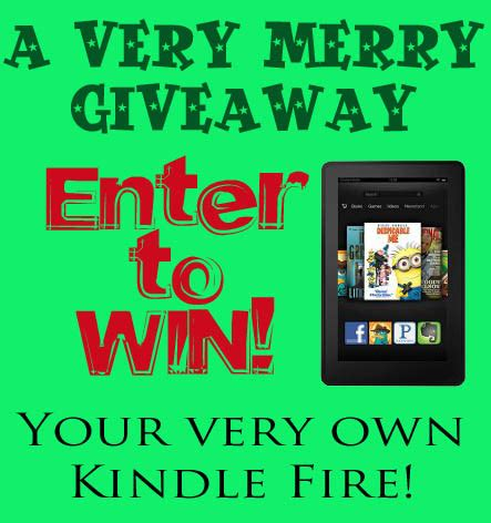 Kindle Giveaway - kindle fire giveaway
