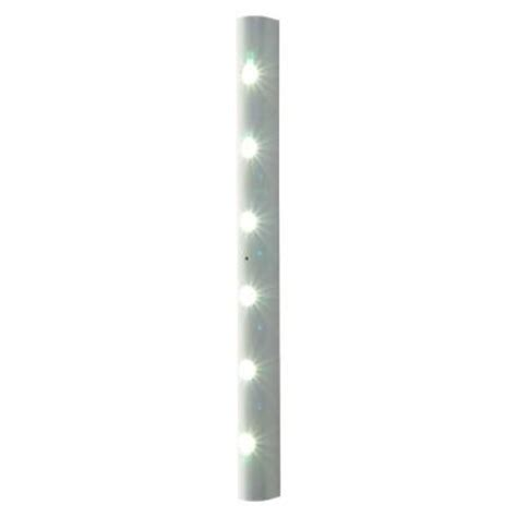 home depot led light strips trademark tg motion activated 6 led gray light 2