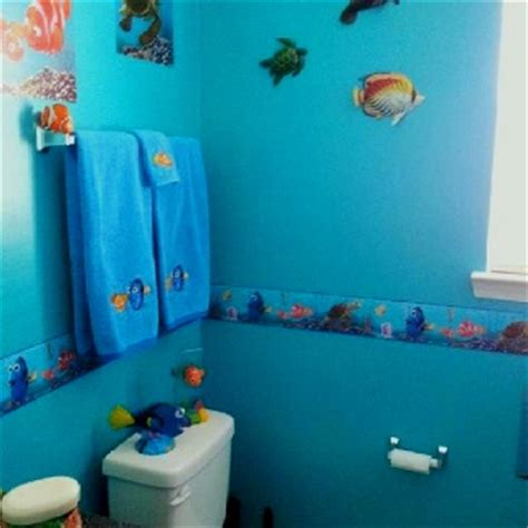 nemo bathroom decor 19 best images about kid bathroom on pinterest pottery