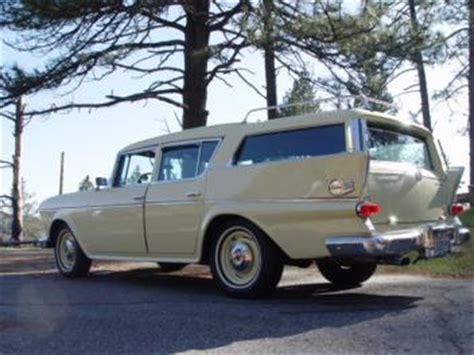 1958 rambler station wagon for sale autos post