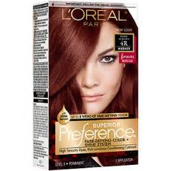 loreal auburn hair color permanent auburn hair color drugstore