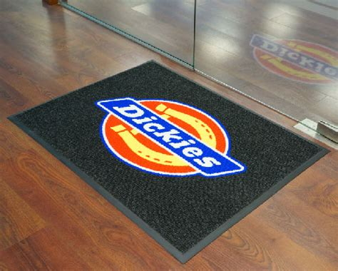 Custom Mat by Logo Floor Mats Custom Floor Logo Mats For Business