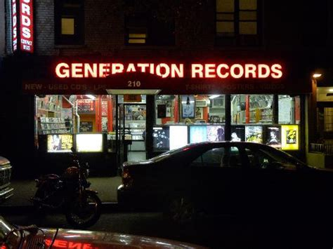 Records New York City Generation Records New York City Reviews Of Generation Records Tripadvisor