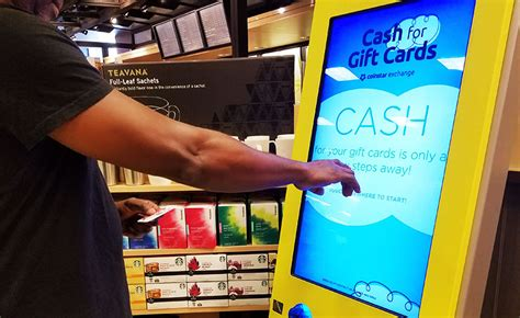 Kiosk To Sell Gift Cards - what s the fastest way to get cash for gift cards gcg