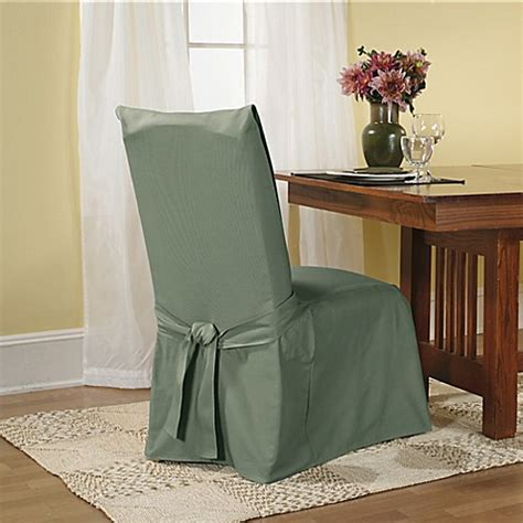 sure fit dining room chair slipcovers sure fit 174 duck supreme cotton dining room chair slipcover