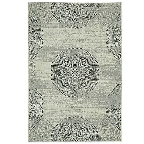 genevieve gorder rugs genevieve gorder by capel rugs finesse mandala woven rug bed bath beyond