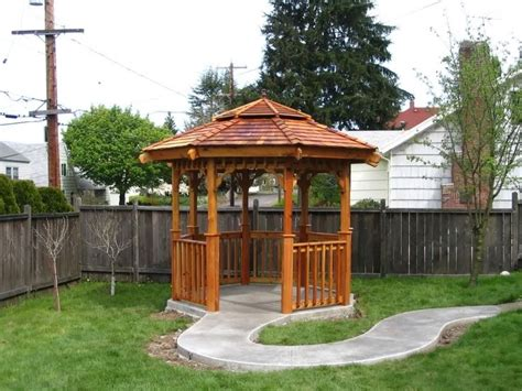 small gazebo kits 11 best images about gazebo on affordable