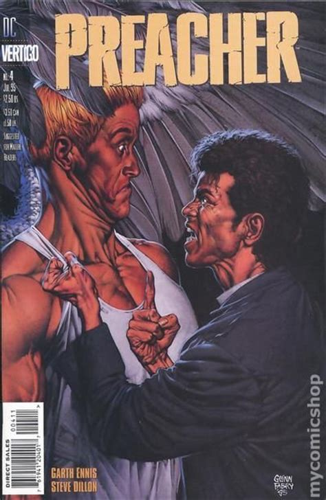 preacher 1995 comic books