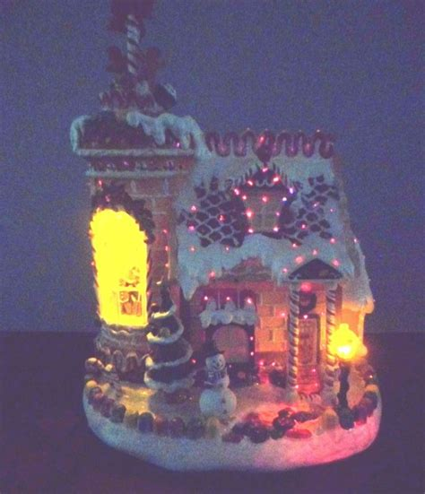 enchanted forest fiber optic christmas trees fiber optic house shop collectibles daily