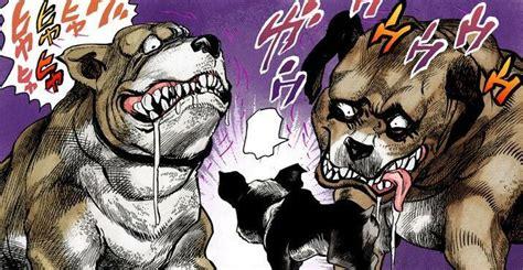 Jojo Anime Dog Top 5 Dogs Who Die In Jojo S Bizarre Adventure Anime Amino