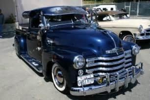 custom 1950 chevy lowrider truck
