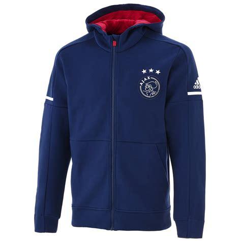 Jaket Sweater Hoodie Adidas Keren Alfamerch 24 ajax adidas anthem jacket 2017 2018 official ajax shop