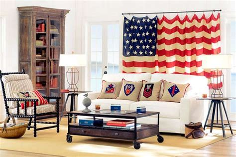 us home decor fourth of july how to decorate with the united states