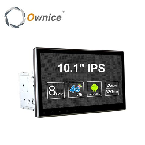 gps android ownice c500 10 1 quot universal 2 din car dvd radio player navigation gps android 6 0 octa 4g