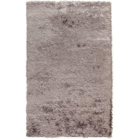 gray accent rug surya candice olson pigeon gray 2 ft x 3 ft accent rug