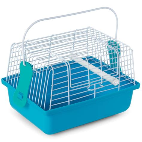 travel cage travel cage blue sp1304blue prevue pet products