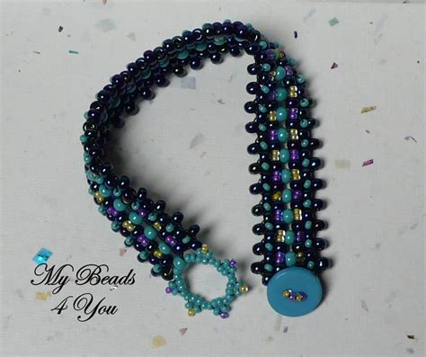 seed bead projects pin jewelry ideas project on craftsy beaded bracelet seed