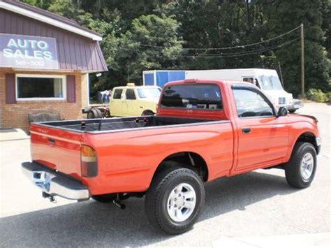 Toyota 4 Wheel Drive Trucks Buy Used 1997 Toyota Tacoma Truck 4x4 Four Wheel