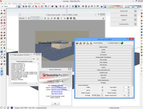 vray full version free download for sketchup cracksoftpc get free softwares cracked tools crack patch
