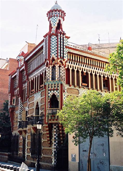 Colors For Home Interior by Architecture In Spain Casa Vicens By Antoni Gaud 237